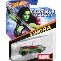Hot Wheels Gamora Guardians Of Galaxy - Raro Frete Barato