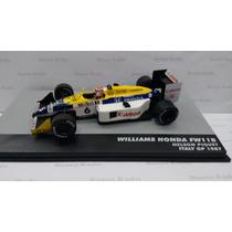 Lendas Brasileiras 20 Williams Honda Fw11b Nelson Piquet