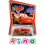 Disney Cars Dirt Track Lightning Mcqueen - Mattel
