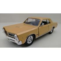Miniatura Pontiac Gto 1965 - Welly