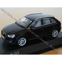 Audi Q3 1/43 Audi A3 1/43 Vectra 1/43 Santana 1/43