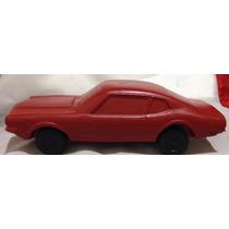 Plástico Bolha Maverich Antigo Brinquedo 26,5x11x9cm
