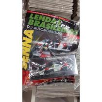 Coleção Lendas Brasileiras Do Automobilismo 19 Airton Senna