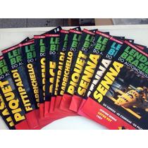 Revista/fascículo Lendas Brasileiras Formula 1 Frete Grátis!