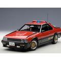 1:18 Autoart Nissan Skyline Rs Dr30 Seibu Keisatsu 77424