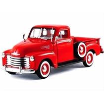 Miniatura De Chevy Pickup Truck 1953 1:32 Signature Models
