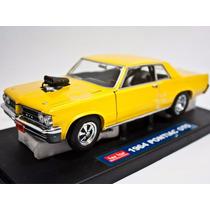 Pontiac Gto Pró Stock 1964 1:18 Sun Star