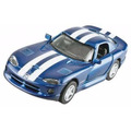 Dodge Viper G T S Coupe Azul Escala 1:32 Testors