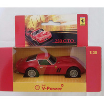 Miniatura Ferrari 250 Gto - Caixa Lacrada (novo)