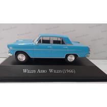 Carros Inesquecíveis Willys Aero Willys 1966 *46