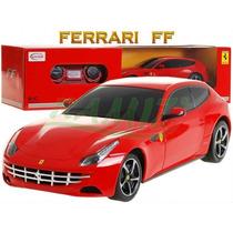 Carro Controle Remoto Ferrari Ff Esc 1:24 - Bonellihq
