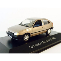 Miniatura De Carro Chevrolet Kadett 1991 1:43 Ixo