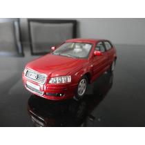 Miniatura Audi A3 Vermelho 1:32 Kinsmart