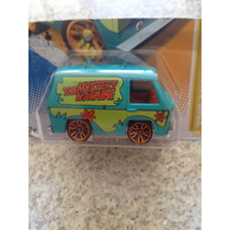 Mistery Machine Scoobydoo Hotwheels 1:64