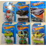 Mega Lote Hot Wheels Tematicos Scooby Back To The Future E +