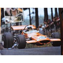 Mclaren M7c- Bruce Mclaren Ano 1969, Miniaturas Formula 1-