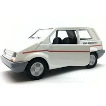 Miniatura Carro Classicos Nacionais-metal Br-800 Gurgel