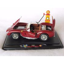 Ferrari 1958 - 250 - Testa Rossa E Bomba De Gasolina 1/18