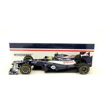 1:43 Bruno Senna Williams Fw34 F1 2012 ** Racecar **