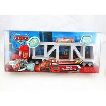 Disney Cars Mack Transporter (falante) + Relâmpago Mcqueen