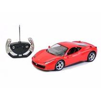 Carro Controle Remoto Ferrari 458 Italia 1:14 Rastar
