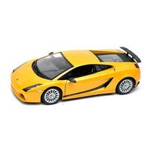 Lamborghini Gallardo Superleggera 1:18 Motormax Amarelo