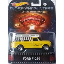 Hot Wheels Retro Enterteniment Contatos Imediatos Ford F-250