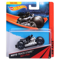 Hot Wheels 2014 Moto Track Stars Batman Bat-pod