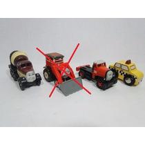 Cminhão Trator Taxi Veculos Antigo Curve Thomas Mattel