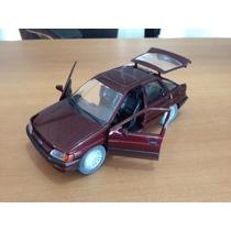 Miniatura Ford Escort Ghia 1:24 Sapão N Xr3 L Gl Conversível