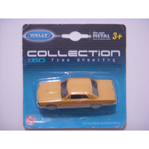 Welly - 1965 Pontiac Gto - 1:64
