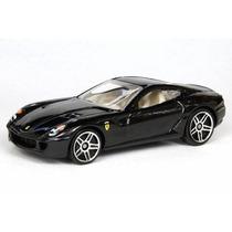 Ferrari 599 Gtb. As 3 Variações De 2007. Hw 1.64. Lote 60,00