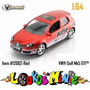 Jada Vw Volkswagen Golf Mk5 Gti Wave 5 Lacrado 1:64 Borracha