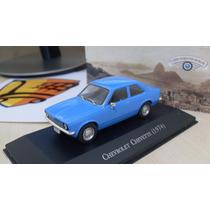 Miniatura Chevrolet Chevette 1974 Carros Inesquecíveis