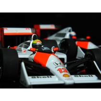 Minichamps 1/43 Mclaren Mp4/4 Senna 1988 Mp4/5 Prost 1989