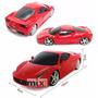 Miniatura Ferrari 458 Itália 1/24 Maisto - 2 Unidadades