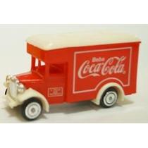 Lindo Veículo Em Miniatura Da Coca-cola - Vejam A Foto !!!