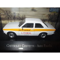 Carros Nacionais Inesquecíveis Chevrolet Chevette 1974