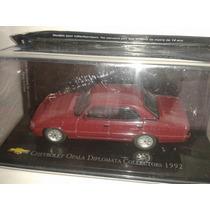 Miniatura Opala Collector 1992 - Escala 1:43 Novo / Lacrado!