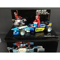 Minichamps 1/43 Jean Alesi Win 1995 F1 Carona B195 # Senna