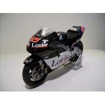 Lorris Capirossi Honda Ns500 #65 Motogp 2002 1:12 Ixo Altaya