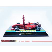 Carro + Diorama Ferrari Schumacher F1 - Ferrari Collection