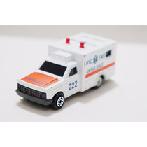 Majorette Ambulance Sonic Flashers