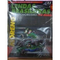 Coleçao Lendas Brasileiras Automobilismo Jordan Ford 191
