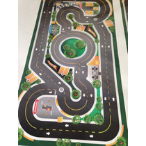 Pista Hot Wheels 1,20x0,60m Tapete