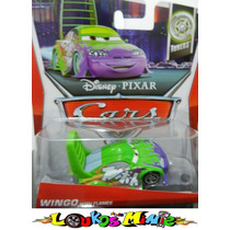 Disney Cars Wingo With Flames Lacrado Original Mattel