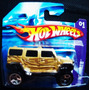 Hot Wheels 2007 Hummer H2 Não Super Não T-hunt