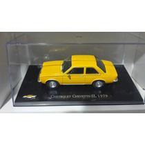 Carrinho Chevette Sl 1979 1:43 Coleção Chevrolet Collection
