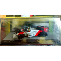 Mclaren Mp4/4 Ayrton Senna - Lendas Brasileiras - Ed.1