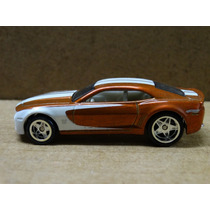 Chevy Camaro Concept - T Hunt Super Hot Wheels 2010